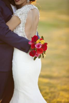 Kim and Joe by Aubre Salas Austin Wedding Photography