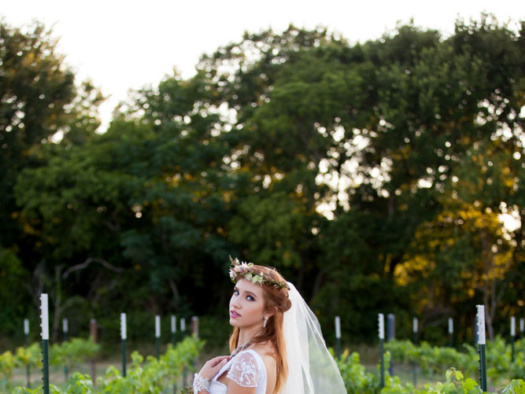 winery, wedding, bride, Austin wedding, photograp