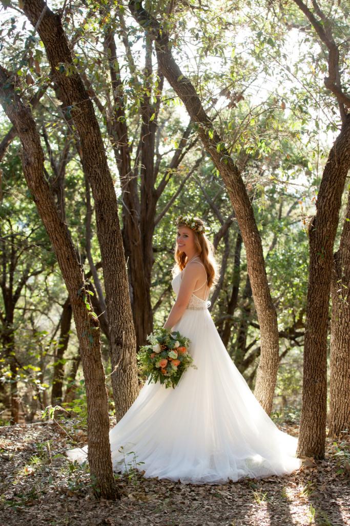 Courtney Bridal Photography Austin Photography